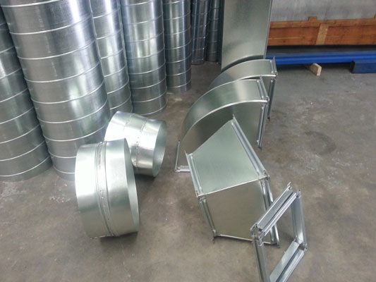 Duct Fittings Amp Accessories Ticklay Engineering Pty Ltd